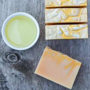 Mydło arganowe ręcznie robione naturalne