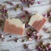 przepis na mydło różane