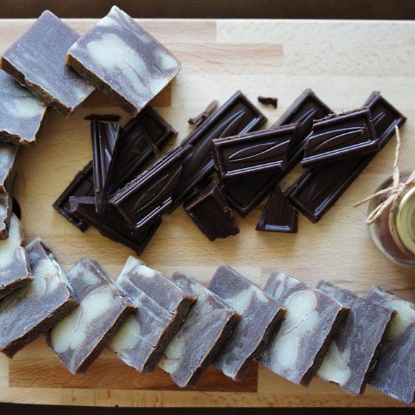Mydło czekoladowe