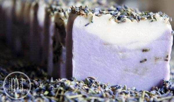 Przepis na mydło lawendowe