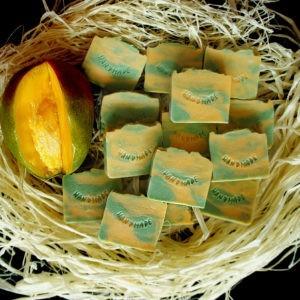 Naturalne mydło mangowe