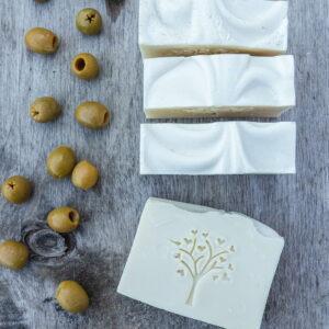 Mydło oliwkowe ręcznie robione naturalne