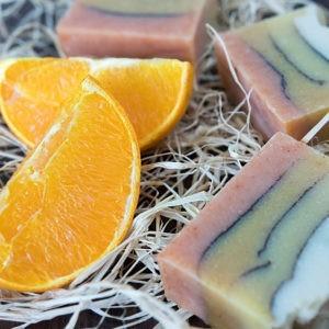 Mydło pomarańczowe