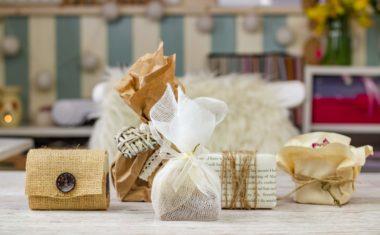 Pakowanie mydeł w duchu zero waste