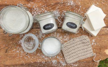 5 sposobów na domowe porządki za pomocą mydła