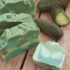 przepis na mydło ogórkowe