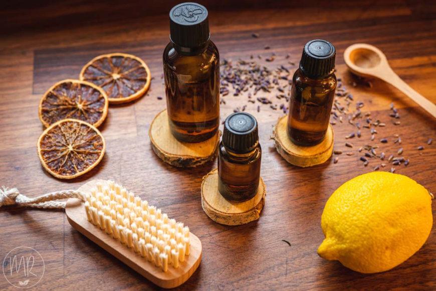 7 sprytnych zastosowań olejków eterycznych