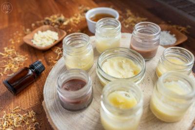 Jak zrobić domowe masło do ciała?