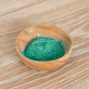 mika zielona malachitowa