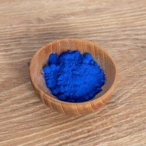 Ultramaryna niebieska