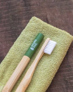 Szczoteczka do zębów z bambusa