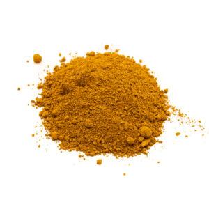 Tlenek_żółcień żelazowa (żółty)