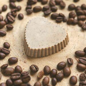 Zestaw do mydła glicerynowego kawowego