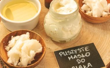 Jak zrobić puszyste masło do ciała?